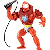 Masters of the Universe Origins 5.5-in Beast Man Action Figure, Battle Figure for Storytelling Play and Display, Gift for 6 t