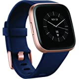 Fitbit Versa 2 Special Edition Health and Fitness Watch with Heart Rate, Music, Alexa Built-In, Sleep and Swim Tracking - Nav