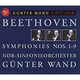 Gunter Wand Edition: Beethoven Sym Nos 1-9