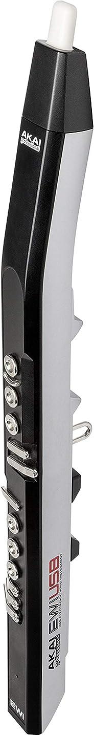 AKAI Professional ウインドUSBコントローラー 軽量/USBでのプラグ&プレイ接続 Garritan社製の木管/金管楽器サウンドライブラリー EWI USB