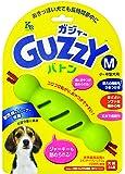 GUZZY(ガジィ―) 犬用おもちゃ GUZZY ガジィ―バトンM グリーン M サイズ (ケース販売)