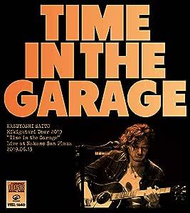 "【Amazon.co.jp限定】弾き語りツアー2019 ""Time in the Garage"" Live at 中野サンプラザ 2019.06.13 [3CD] [初回限定盤] (Amazon.co.jp限定特典 : 斉藤和義チケットホルダー Type D 付)"