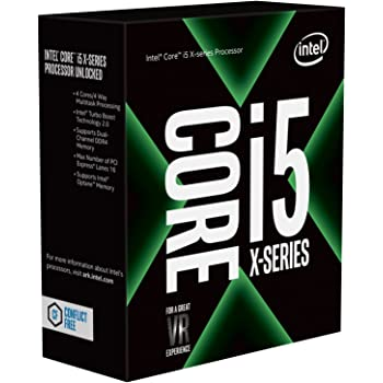 Intel CPU Core i5-7640 X 4GHz 6Mキャッシュ 4コア/4スレッド LGA2066 BX80677I57640X 【BOX】
