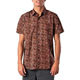 Rip Curl Men's BARRELSNAKE S/S Shirt