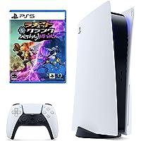 PlayStation 5 (CFI-1000A01) + ラチェット&クランク パラレル?トラブル(ECJS-0000…