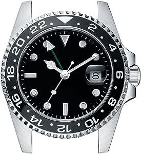 ClassicRound 腕時計 GMT 42mm ブラック