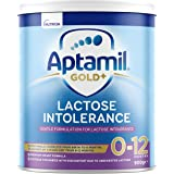 Aptamil Gold+ Lactose Intolerance Baby Infant Formula Lactose Free from Birth to 12 Months, 900 g