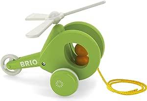 BRIO プルトイ ヘリコプター 30195