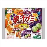 明治 果汁グミアソート 156g×18袋