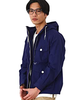Cotton Weather Cloth Deck Parka 3225-149-2307: Royal