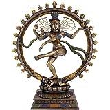 Large Lord Nataraja Dancing Shiva Statue Sculpture Figure 18 Tall
