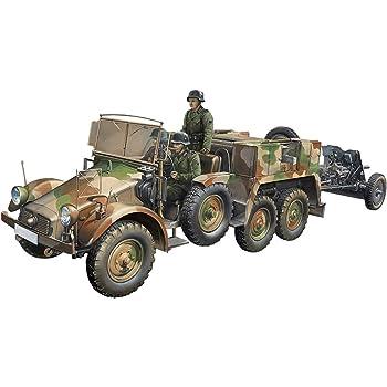 ブロンコモデル 1/35 ドイツ軍 クルップ・プロッツェKfz.69初期型 with 3.7cmPak36対戦車砲 プラモデル CB35133