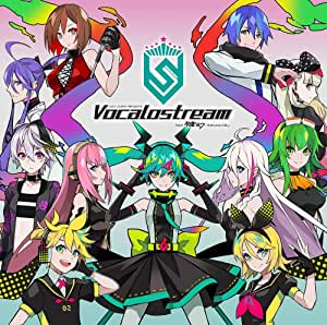 【Amazon.co.jp限定】EXIT TUNES PRESENTS Vocalostream feat.初音ミク(リミックス音源CD付き)