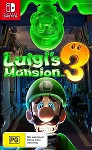 Luigis Mansion 3 - Nintendo Switch