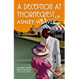 A Deception at Thornecrest: A stylishly evocative whodunnit (Amory Ames)