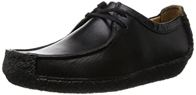 Natalie: Black Smooth Leather