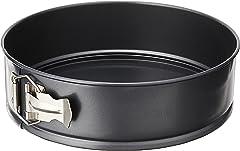 Wiltshire Springform Pan, 23cm, Charcoal Grey