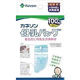 カネソン Kaneson 母乳バッグ 100ml 20枚入 大多数の病産院で一番愛されている。滅菌済みで衛生・安心!