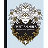 Spirit Animals Coloring Book