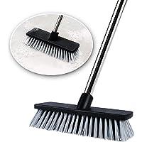 デッキブラシ ベランダ 掃除 ランダ掃除用ブラシ 型 ブラシ 掃除 ベランダ デッキブラシ 型 浴室掃除用ブラシ 掃除用…