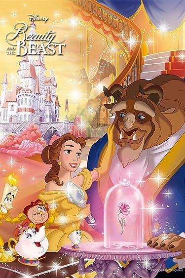 ディズニー  iPhone/Androidスマホ壁紙(640×960)-9 - 美女と野獣 愛のバラは輝いて