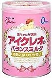 アイクレオ バランスミルク 800g 粉ミルク ベビー用【0ヵ月~1歳頃】