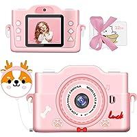 【日本の品質】子供 カメラ 子ども用デジタルカメラ 7000万画素 1080P HD録画 8倍ズーム キッズカメラ タイ…