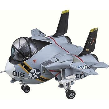 ハセガワ たまごひこーき F-14A トムキャット エースコンバット ウォードッグ隊 ノンスケール プラモデル SP359