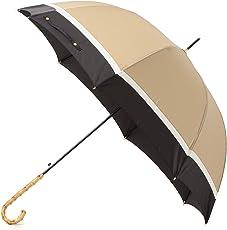 [ユナイテッドアローズ グリーンレーベル リラクシング] 傘 バンブー ハンドル