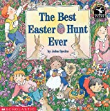 The Best Easter Egg Hunt (Read with Me Cartwheel Books (Pb))