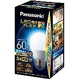 パナソニック LED電球 口金直径26mm プレミアX 電球60形相当 昼光色相当(7.3W) 一般電球 全方向タイプ 密閉器具対応 LDA7DDGSZ6AN