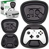 Sisma Game Controller Holder Case for Official Xbox One X or One S Wireless Controller, Heavy Duty Protective Cover Hard Hous