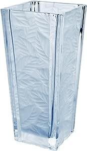 東洋佐々木ガラス フラワーベース 約13.5×29.9×13.5cm ガーデン 大 日本製 P-26417-1-JAN