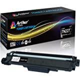 Arthur Imaging with CHIP Compatible Toner Cartridge Replacement Brother Tn227 (Black, 1 Pack)