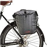 自転車 パニアバッグ リアバッグ サイドバッグ 防水 大容量 軽い バイク 収納バック 携行バッグ