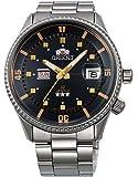 [オリエント時計] 腕時計 スポーティー キングマスター ブラック WV0021AA シルバー