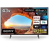 ソニー 43V型 液晶 テレビ ブラビア KJ-43X85J 4Kチューナー 内蔵 Google TV (2021年モデル)