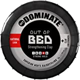 Dominate Out Of Bed Hair Shaping Paste With Clay, Salon Series, Strong Hair Hold With A Dry Matte Grunge Look, 85g