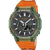 [カシオ] 腕時計 ジーショック カーボンコアガード構造 GA-2100HC-4AJF メンズ オレンジ