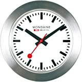 MONDAINE (モンディーン) 掛け時計 マグネット クロック A660.30318.81SBB