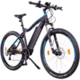NCM Moscow Plus Electric Mountain Bike,E-Bike, 250W, E-MTB, 48V 16Ah 768Wh