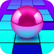 Ball Road Jump - Bounce Tiles Jumping:タイルのカラーロードに沿って玉をころがし、タップでジャンプして、バランスを保って、迷路の障害物とブロックを避けて、ラビリンスからエスケープするロ