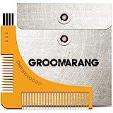 Groomarang(グルーマラング) ヒゲ用テンプレートクシ