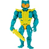 Masters of The Universe Origins 5.5-in Mer-Man Action Figure, Battle Character for Storytelling Play and Display, Gift for 6