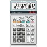 シャープ 実務電卓 グリーン購入法適合モデル ナイスサイズタイプ 12桁 EL-N732KX