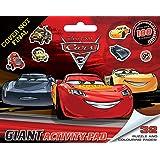Cars 3: Giant Activity Pad (Disney-Pixar)
