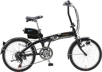 SUISUI(スイスイ) 軽量アルミフレーム電動アシスト折りたたみ自転車 BM-A30 20インチ