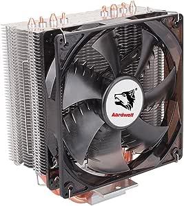 アイネックス 120mmファン搭載 Intel&AMD用CPUクーラー GH120