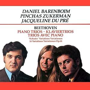Beethoven: Piano Trios (Comp)