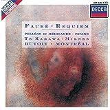 Requiem/Pelleas Et Melisande/Pavane